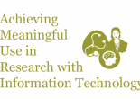 Achieving Meaningful Use in Research with Information Technology Column