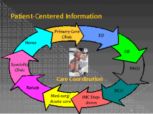 Figure 1: Patient Centered Information