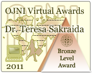 Bronze Award Recipient